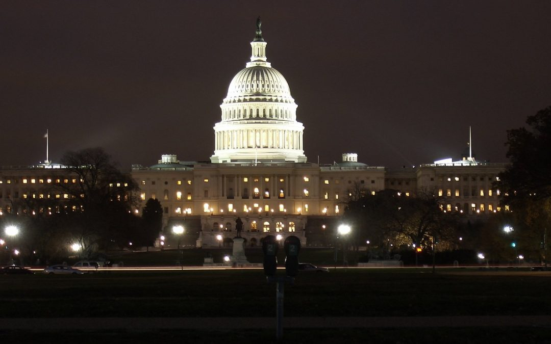 Senate bill to secure Internet of Things (IoT)